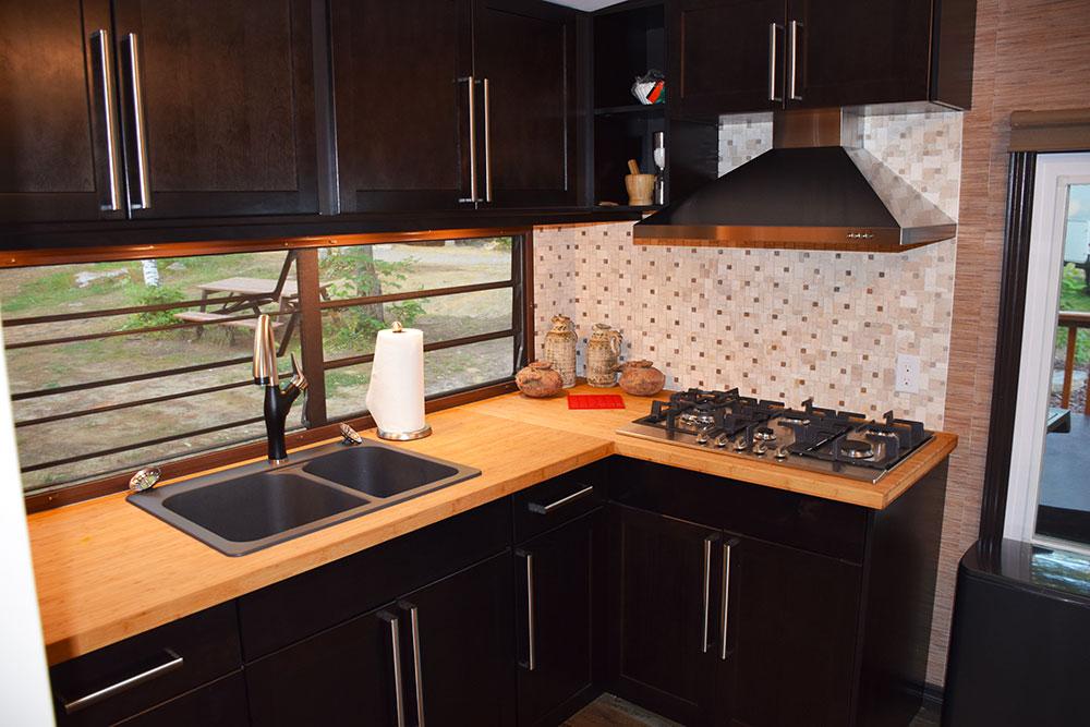 Casita - Kitchen