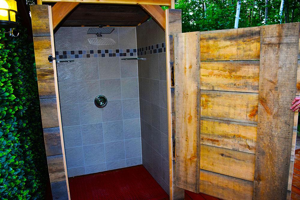 Garden Villa - Shower