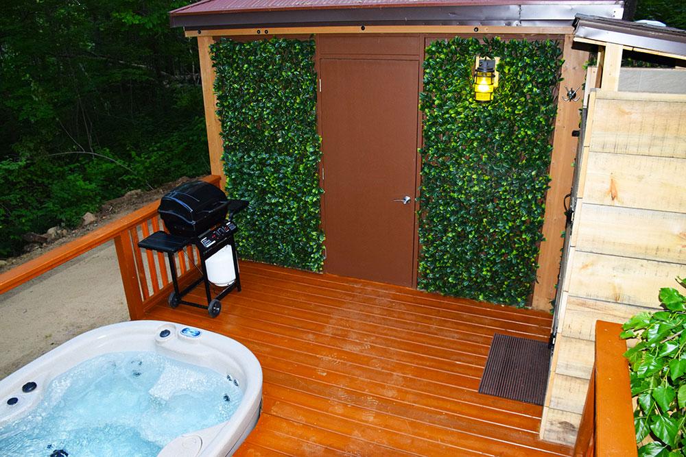 Garden Villa - Hot Tub
